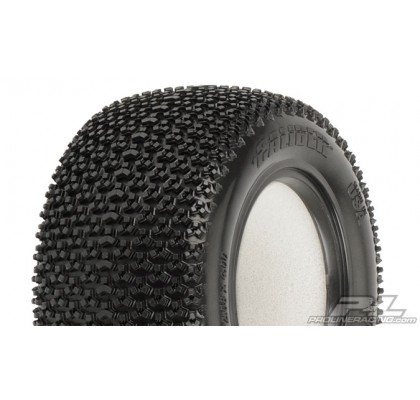 "Caliber T 2.2"" M3 (Soft) Off-Road Truck Rear Tires"