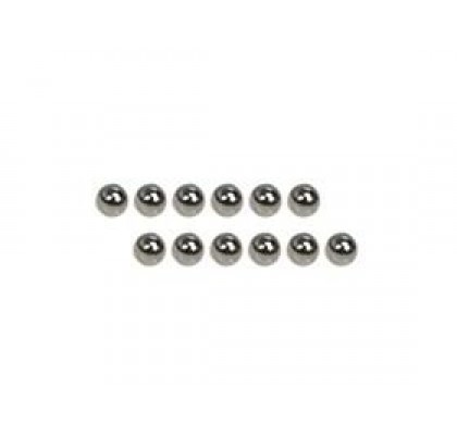 M3 Steel Diff Ball 12pcs