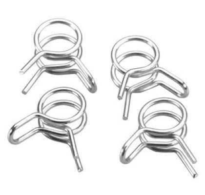 "Fuel Line Clamps 1/8"" (3mm)"