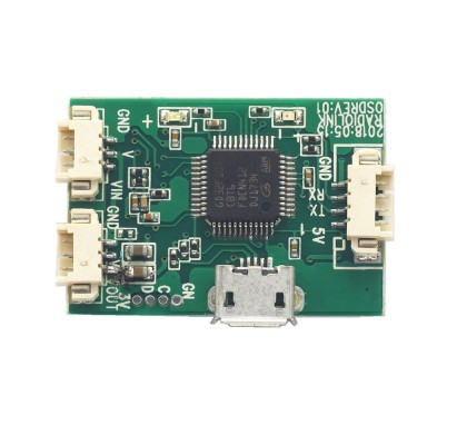 Mini OSD Module for Image Transmission Mini PIX / Pixhawk Flight Controller Board RC Drone FPV Racing
