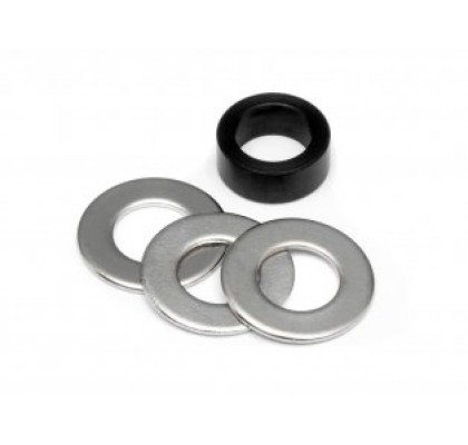 Engine Shaft Metal Spacer Set 5X7.5X3mm