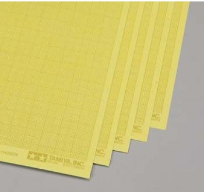 Masking Sticker Sheet (Plain Type) (5)