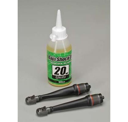 SHOCK REPAIR KIT 20X127-187mm FOR BAJA 5B