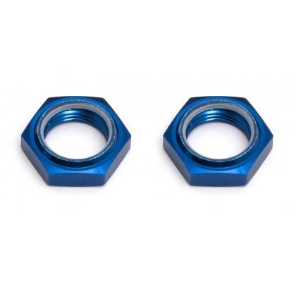Nyloc Wheel Hex Nuts