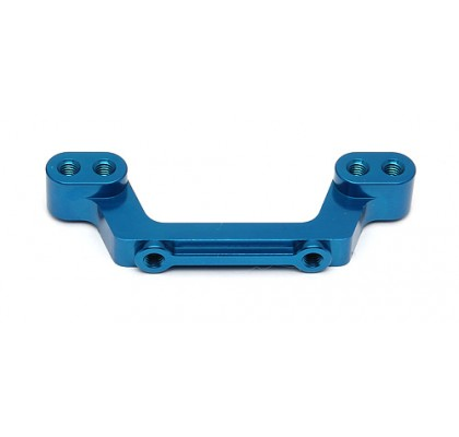 FT Rear Ballstud Mount, Blue Aluminum
