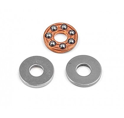 Carbide Ball-Bearing Axial F3-8 3x8x3.5