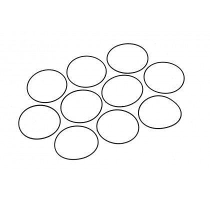 Silicone O-Ring 24x0.7 (10)