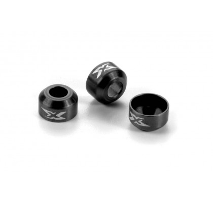 Alu Drive Shaft Safety Collar - Black (3)