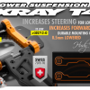 Alu Front Lower 1-Piece Suspension Holder - Rear - FR - Low
