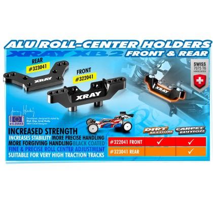 Alu Front Roll-Center Holder