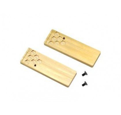 Side Weight Set (Brass) (2)