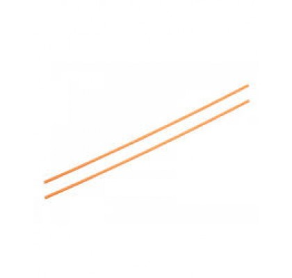 Antenna Tube Orange(2pcs)