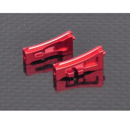 Aluminyum L-Clip Post Set (L&R)