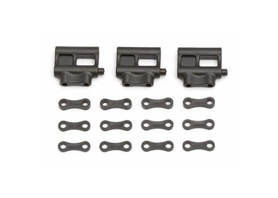 RC8 SERVO MOUNTS