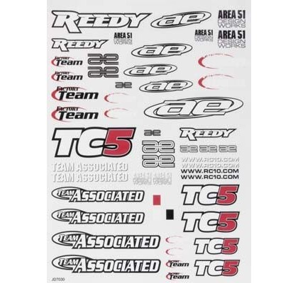 TC5 STICKER SETI