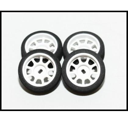 """Mini Z Foam Lastik Yapıştırılmış 11mm """"C2"""" (Çok Yumuşak) Sertlik"""