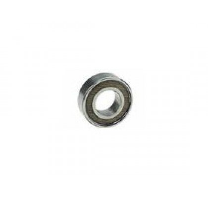 Double Rubber Seals Bearing 10 x 15 x 4 mm