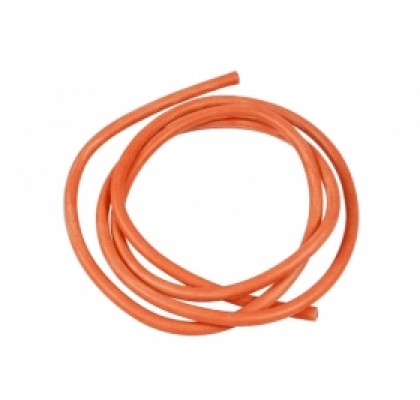 High Current Silicon Wire 12AWG Orange 90cm