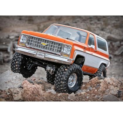 TRX-4 Blazer Crawler Kullanıma Hazır Araba- TÜRKİYE STOK-ARAS KARGO İLE ADRESE TESLİM