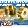 Brass Adjusting Nut M15x1 (2)