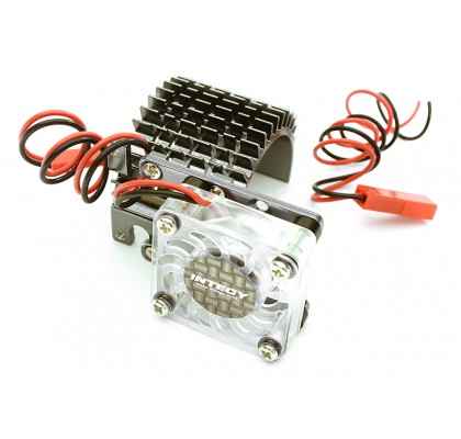 Side Mount Super Motor Heatsink+Fan 540