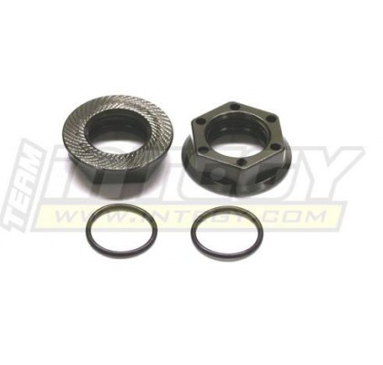 17mm PRO WHEEL NUT (2) FOR 17mM HEX HUB