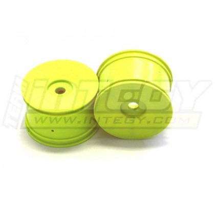 Dish Wheel 0-Offset (2) for 17mm Monster Truck & 1/8 Truggy