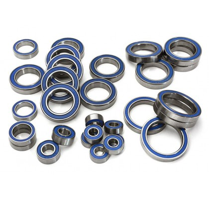 Complete Rubber Seal Bearing Set (29) for Traxxas X-Maxx 4X4 C28042