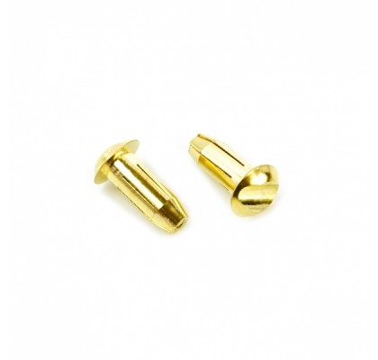LCG Euro Connector (4mm) Male 2pcs. (Kopya)