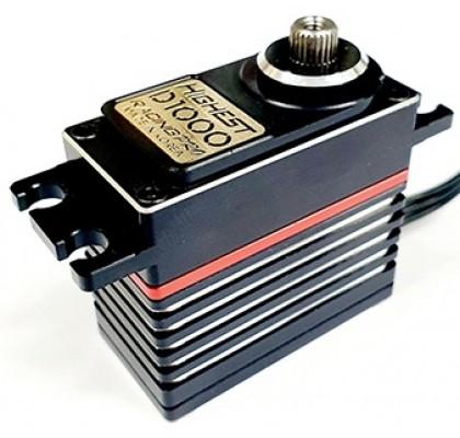 Digital High Voltage RC Servo - World Champion - D1000PRO