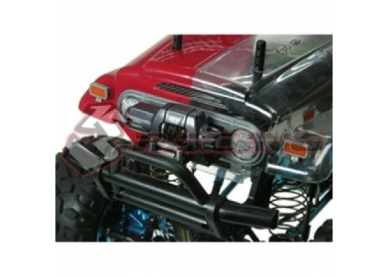 Automatic Crawler Winch With Control System For Crawler Car