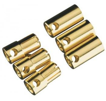 6.5mm Bullet Connector 13G/8G 200A (3)
