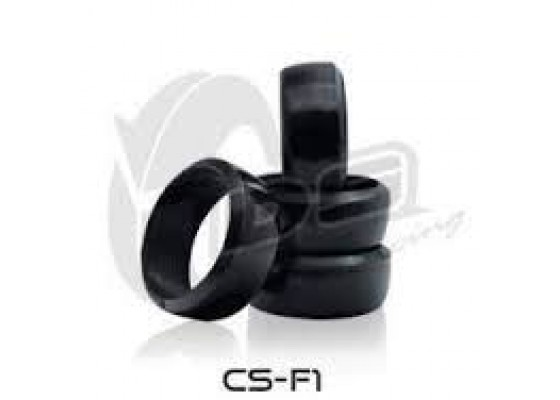 Competition Series CS F1 Hard Tire 4pcs For 1/10