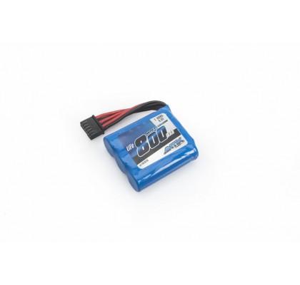 800mAh 9,6V Life Pil - LRP ANTIX MT-1