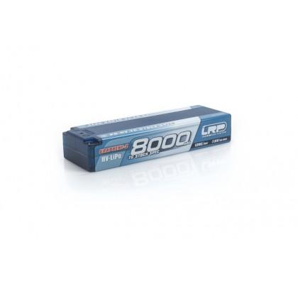 P5-HV TC Stock Spec GRAPHENE-2 8000mAh Hardcase battery - 7.6V LiPo - 120C/60C