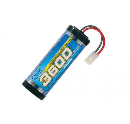 Power Pack 3600 - 7.2V - 6-cell NiMH Stickpack