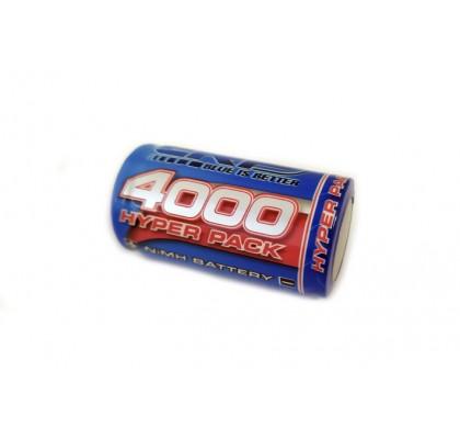 Hyper NIMH 4000mah-1.2V - 1 Hücre