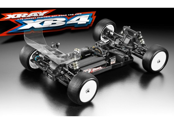 XB4 2019 1/10 4wd Buggy