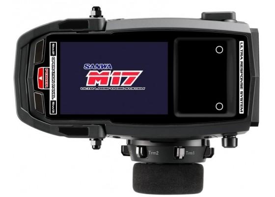 M17 Profesyenel Yarış Kumandası (RX491 Alıcı Dahil)