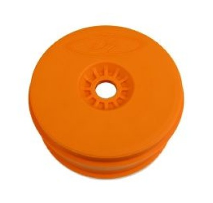 SPEEDLINE 8 BUGGY WHEELS FOR 1/8 SCALE BUGGY - ORANGE