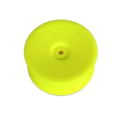 1/10 SPEEDLINE WHEEL (AE B4.2 / KYOSHO RB5/RB6) - (FRONT) -YELLOW