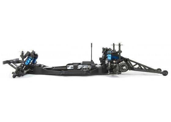 DR10 Drag Race Car Team Kit