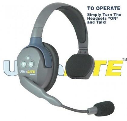 UltraLITE HD 2-S ( UL2S ) Intercom Ses Transfer Sistemi