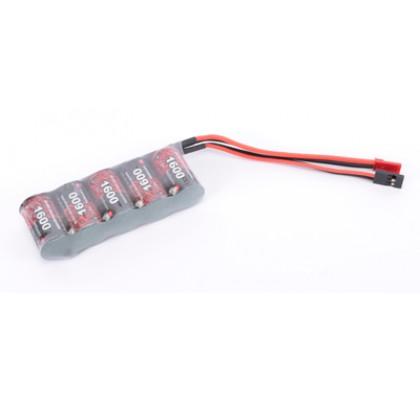 EP Flat Rx Pack - 2/3A 1600mAh - 6V NiMh