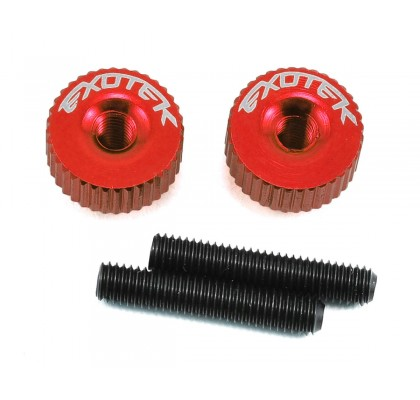 Twist Nuts-Red