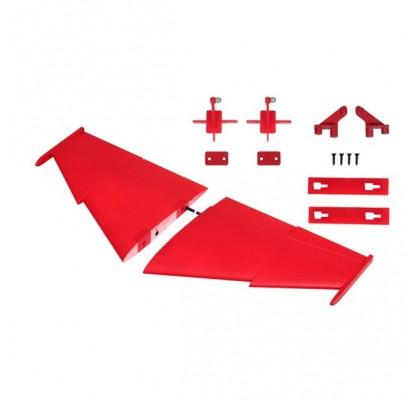 70mm YAK 130 Red - Main Wing Set