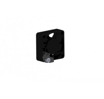 30x30 Montaj Ayaklı Soğutucu Fan-Siyah
