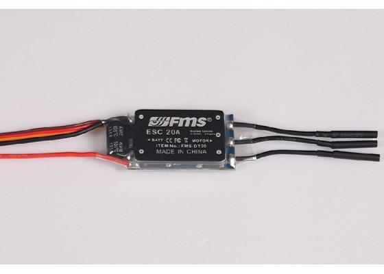 FMS 35A ESC 430mm Cable Length