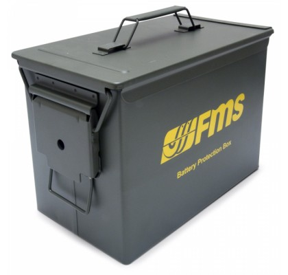 Battery Protection Steel Boxes