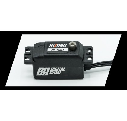 BC-1863X High Speed Brushless LP Digital Servo for XRAY T4